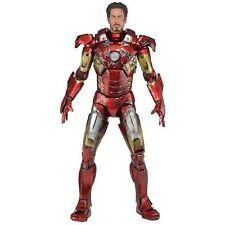 The Avengers Großfigur Battle Damaged Iron man Mark VII