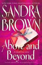 Above And Beyond (Brown, Sandra), Sandra Brown, Good Condition, Book