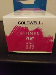 Goldwell Elumen Play Semi Permanent Color Pink 4oz