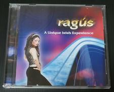 CD RAGUS / A UNIQUE IRISH EXPERIENCE / CELTIC MUSIC 6806