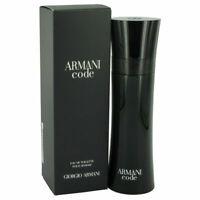 Giorgio Armani Armani Code Cologne 4.2 Oz Eau De Toilette Spray