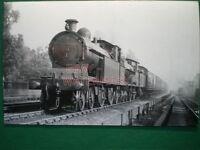 PHOTO  LMS EX CALEDONIAN RLY 4-6-0 CLASS 179 LOCO 181 LMS NO 17907