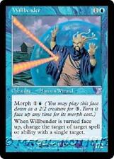 WILLBENDER Time Spiral Timeshifted MTG Blue Creature — Human Wizard