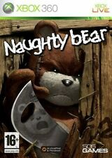 NAUGHTY BEAR      -----   pour X-BOX 360  // CN