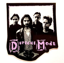Autocollant Vintage Años 90s - Depeche Mode