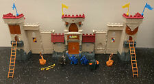 Imaginext Interactive Castle With Figures, Interactive Cannon + Accessories