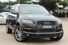Audi Q7 Passenger Vehicles