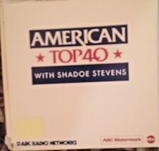 Radio Show: AT40 w/SHADOE STEVENS 8/29/93 INTERVIEWS: STING, EXPOSE,J.JACKSON