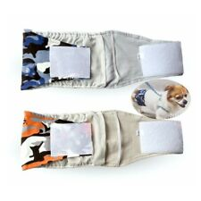 Puppy Physiological Pants Sanitary Menstrual Underwear Breathable Belly Band