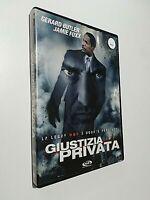GIUSTIZIA PRIVATA DVD - DVD EX NOLEGGIO