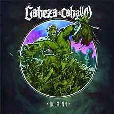 CABEZA DE CABALLO Dolmen LP . heavy metal doom stoner sludge rock and roll