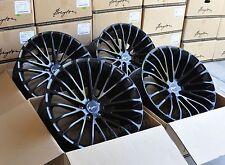 Breyton LS Felgen matt black 10x22 + 11,5x22 Zoll für BMW X5 Typ F15 / X6 F16