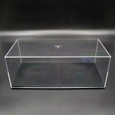 Model Car Display Box Show Transparent Dust Proof with Base 1/32 Acrylic Case