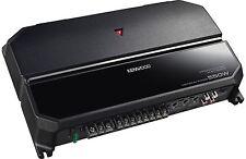 Kenwood Performance Series KAC-6407 550 Watts 4-Channel Class AB Car Amplifier