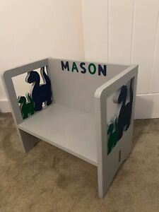 Personalised Childs Chair