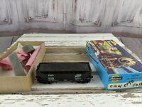 CMO 50199 hopper black northwestern chicago train car toy HO freight