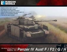 Rubicon Models: 280077 German Panzer IV Ausf F/F2/G/H - Bolt Action WW2 Games