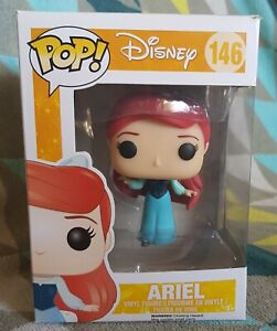 Ariel 146 - The Little Mermaid - Disney - Funko Pop! Vinyl - 2016 Vaulted
