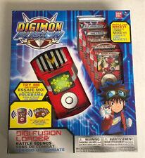 Digimon Fusion Digi-Fusion Loader NEW IN BOX Battle Sounds