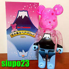 Medicom 400% Bearbrick ~ Sky Tree Be@rbrick Upside Down Fuji