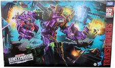 Transformers Earthrise War For Cybertron Figure Titan Class Scorponok IN STOCK