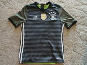 Germany Adidas 2014 FIFA World Champions Soccer Jersey Youth Size Large