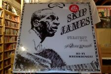 Skip James Greatest of the Delta Blues Singers LP sealed 180 gm vinyl
