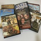 Lot of 15 Vintage Western Movies, On 7 DVD Sets, Gable, Holden, Ritter, Huston picture