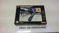 N64 - Nintendo 64 Gioco 1080 Snowboarding istruzioni