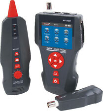 NF-8601/NF-8601A/NF-8601W RJ45 RJ11 LAN Network LCD Cable Length PoE PING Tester