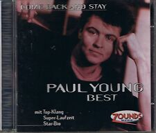 Young, Paul Come Back And Stay (Best of) Zounds CD OOP RAR