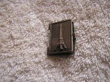 Vintage Old Paris France  Souvenir Book Locket