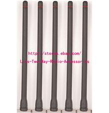 5x VHF Whip  Antenna for Icom IC-F3 F11 F14 F15 F16 F33 F34 F70 Radios FA-SC55V