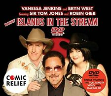 Robin Gibb - (Barry) Islands in the Stream (Comic Relief... - Robin Gibb CD 4MVG