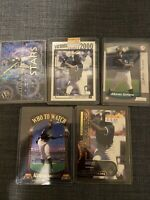 ALFONSO SORIANO RC ROOKIE CARD LOT OF 5 NY YANKEES
