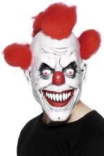Zombie Halloween Mask Clown Fancy Dress Latex Costume Scary Head Masks Adult