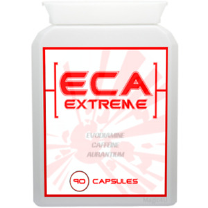 90 x ECA EXTREME Fat Burner slimming DIET PILLS,weight loss,pre-workout,US legal