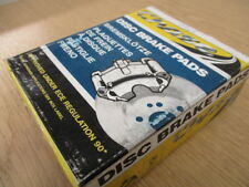 Chase brake pads,front,p761,toyota mr2,1990-92 rrp £36 bargain