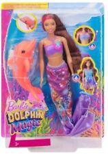 Barbie Dolphin Magic - Transforming Mermaid Doll Mattel FBD64 CE Marked 3 Yrs+