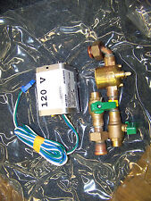 Valve Package Sub-Assembly Model FWI Order No. FCJ161215-03 Type CW 51-83025-01