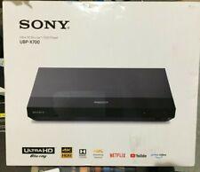 Sony UBPX700 Ultra HD Blu-Ray/DVD Player UBP-X700 4K HDR