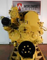 1995 CAT 3406E 5EK Diesel Engine. 355HP, Approx. 419K Miles. All Complete