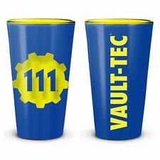 Fallout 111 Vault-Tec 16 Oz. Pint Glass by Just Funky