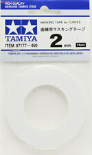 2mm Masking Curve Tape For Tamiya HSP HPI RC Model Car Spray Paint Tool