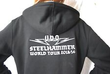 UDO Steelhammer World Tour 2013/14 Concert Jacket(XL)Used (Not accept shirt lp)