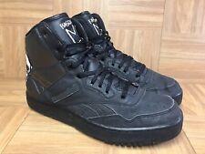 RARE🔥 Reebok x Jean-Michel Basquiat Swizz Beatz Skull Sz 12 Men's Sneakers Shoe