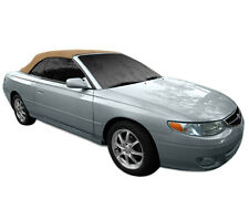 Toyota  Solara Convertible Soft Top With Heated Glass Window 1999-2003 Tan Vinyl
