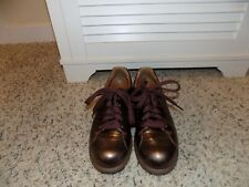 Camper Pelotas Bronze Metallic Oxfords in Size 38/US 7-7.5 EUC