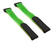 2x Klettband Grün Akku Lipo 260mm x 20mm Empfänger Akkuband Klettgurt Strap