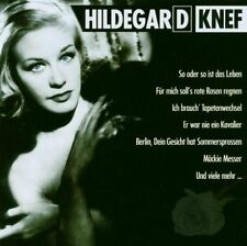 Hildegard Knef Ihre grössten Erfolge-Live in concert (14 tracks) [CD]
